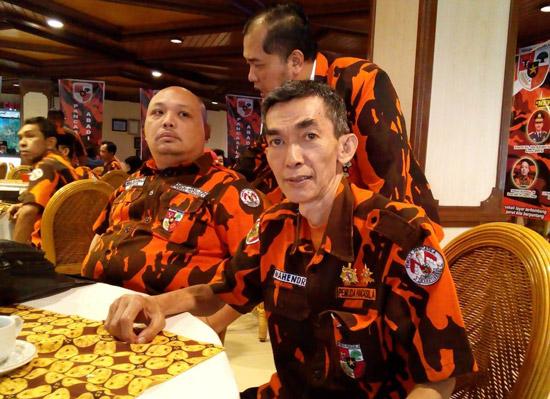 Pemuda Pancasila MPC Jakarta Timur Diskusi
