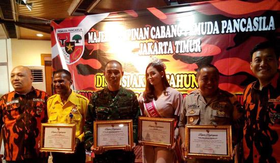 Pemuda Pancasila MPC Jakarta Timur Piagam